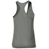 asics fuzeX Hardloopshirt zonder mouwen Dames grijs
